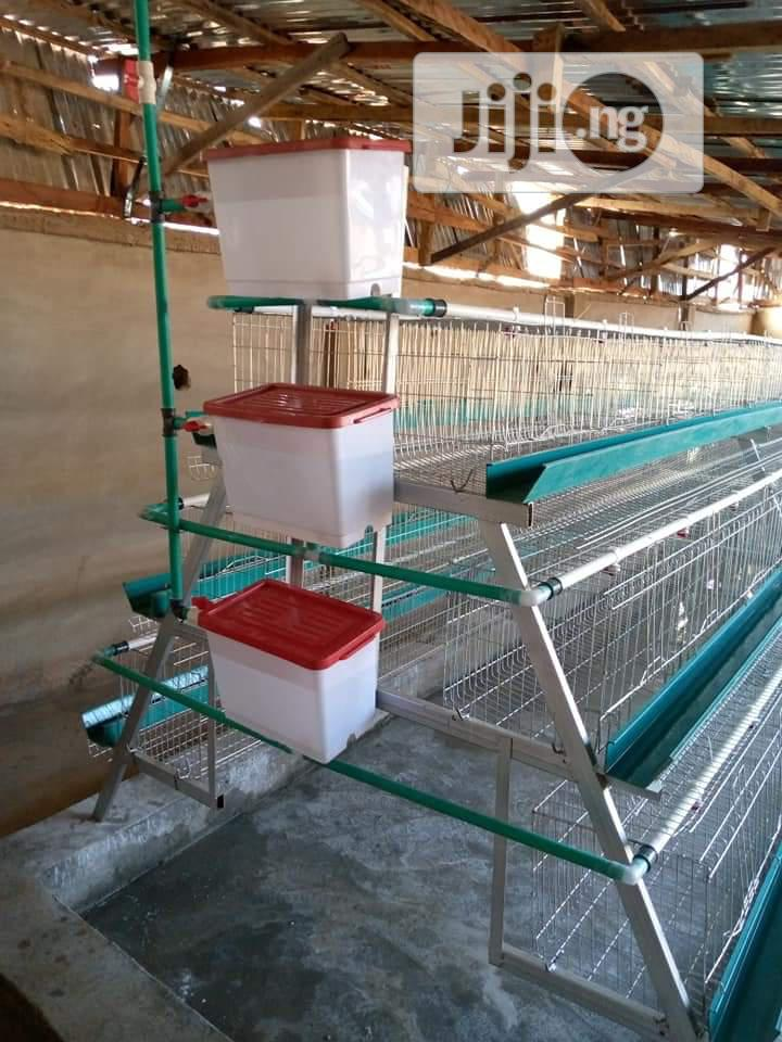 Poultry Cages In Ibadan | Farm Machinery & Equipment for sale in Wuse, Abuja (FCT) State, Nigeria