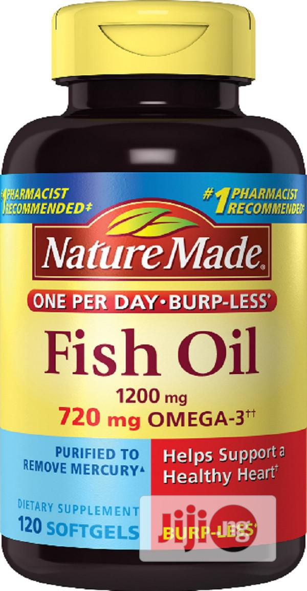 Nature Made 1200 Mg Fish Oil