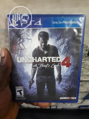 Uncharted 4   Video Games for sale in Lagos State, Ikeja