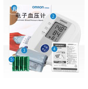 Omron Electronic Blood Pressure Monitor | Medical Supplies & Equipment for sale in Rivers State, Port-Harcourt