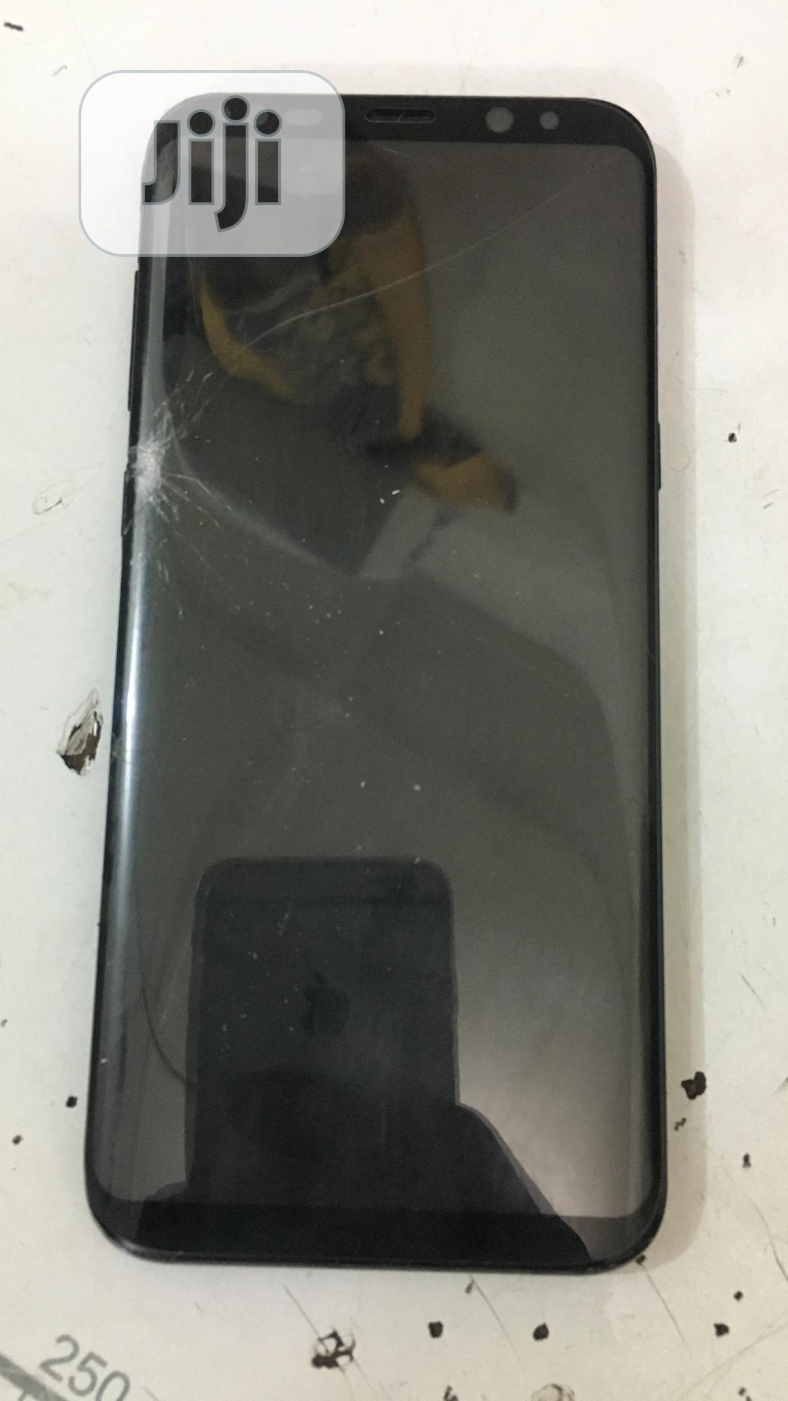 Samsung Galaxy S8 Plus 128 GB Black | Mobile Phones for sale in Victoria Island, Lagos State, Nigeria