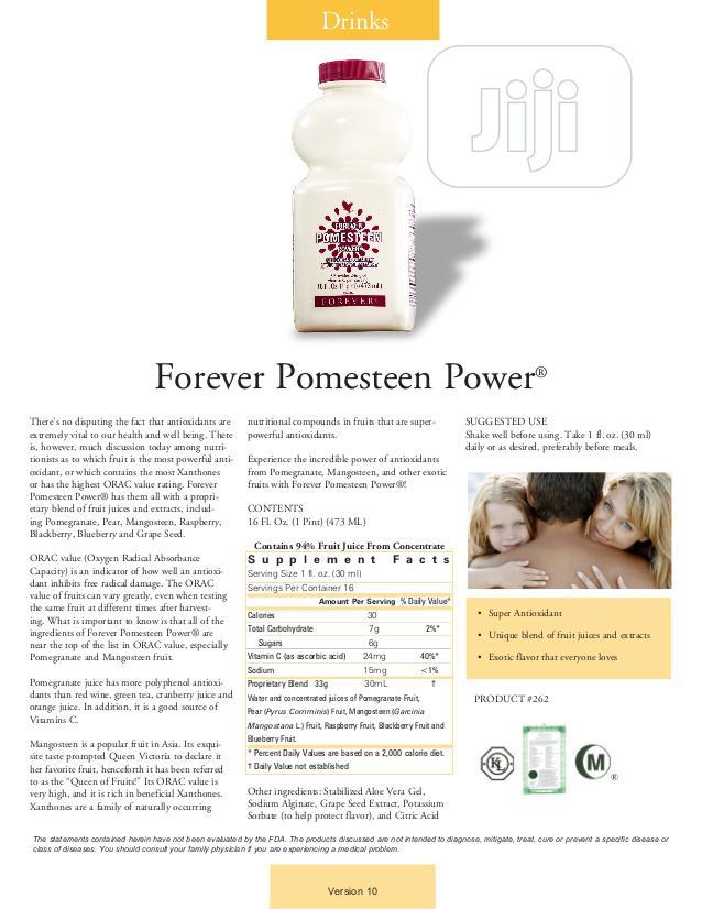 Archive: Forever Pomesteen Power
