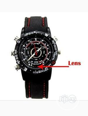 Waterproof Spy Camera Wrist Watch | Security & Surveillance for sale in Lagos State, Ojo