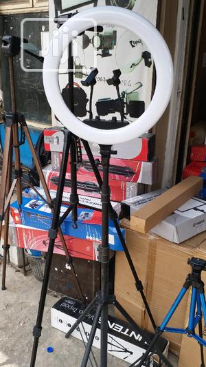 18 Inch Ring Light Tripod Stand | Accessories & Supplies for Electronics for sale in Lagos State, Ikeja
