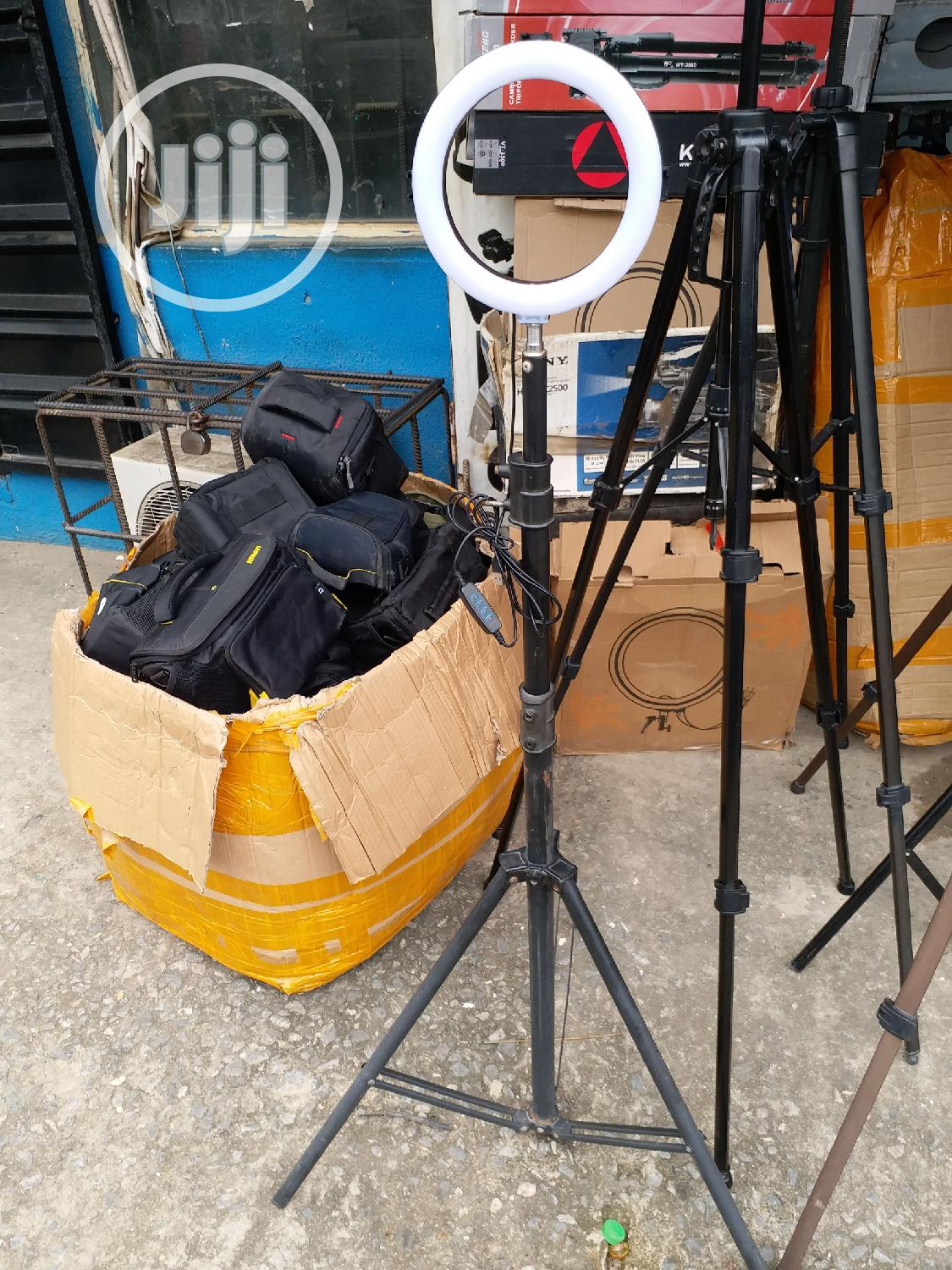18 Inch Ring Light Tripod Stand   Accessories & Supplies for Electronics for sale in Ikeja, Lagos State, Nigeria