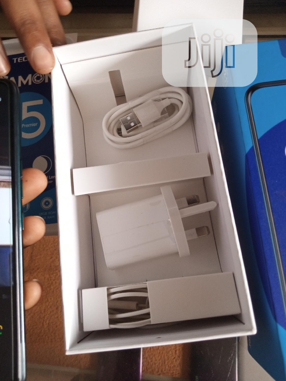 Archive: Tecno Camon 15 Premier 128 GB