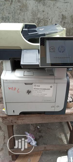 HP Laserjet 500 Photocopies Black And White 3 In 1 | Printers & Scanners for sale in Lagos State, Surulere
