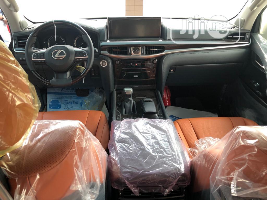 New Lexus LX 2018 570 Three-Row Black | Cars for sale in Ikeja, Lagos State, Nigeria