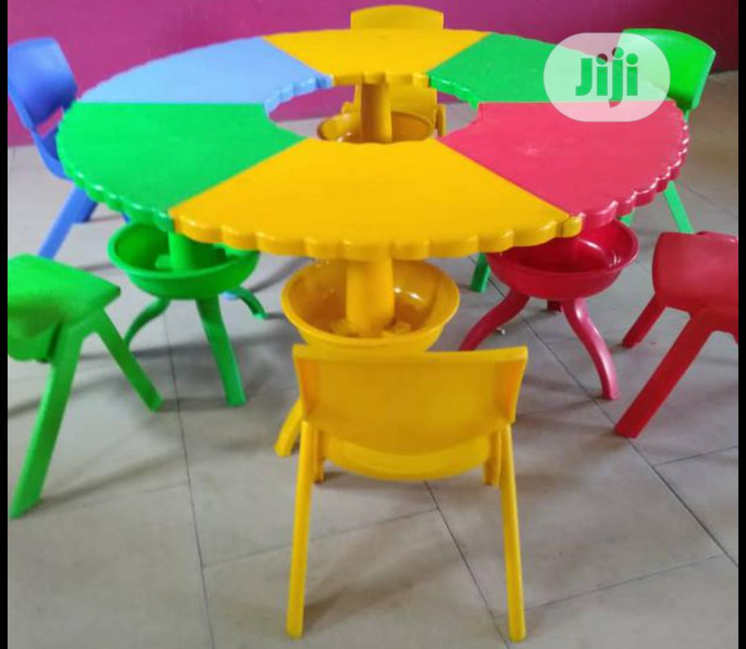 Archive: Children Table And Chair