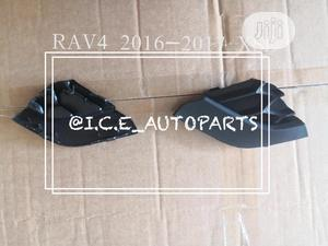 Towing Cover Rav4 2017 XSE