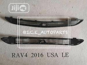 Middle Grill Rav4 2017