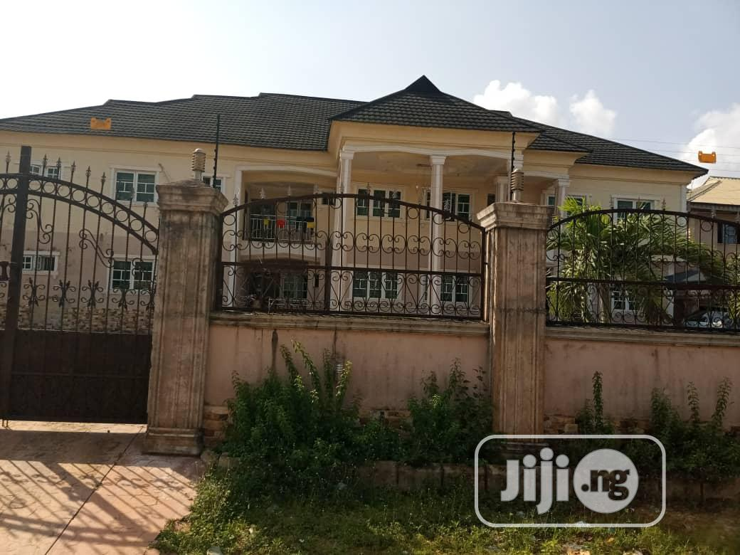 11 Bedroom Mansion for Sale at Sapele Road, Benin City | Houses & Apartments For Sale for sale in Benin City, Edo State, Nigeria