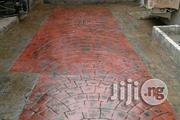 Irresistible Concrete Stamp Floor | Building & Trades Services for sale in Ogun State, Odogbolu