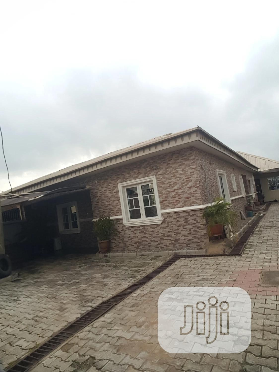 Detached 3bedroom With BQ ,Pop,Borehole, Gatehouse Etc | Houses & Apartments For Sale for sale in Lokogoma, Abuja (FCT) State, Nigeria