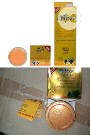 Aneeza Gold Beauty Cream For Acne, Pimples, Dark Spot/Circle | Skin Care for sale in Lagos State, Ojo