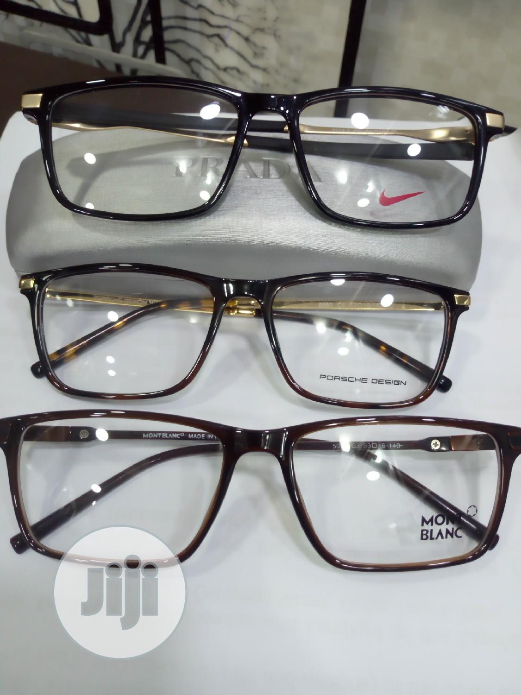 Original Nike and Porsche Frames