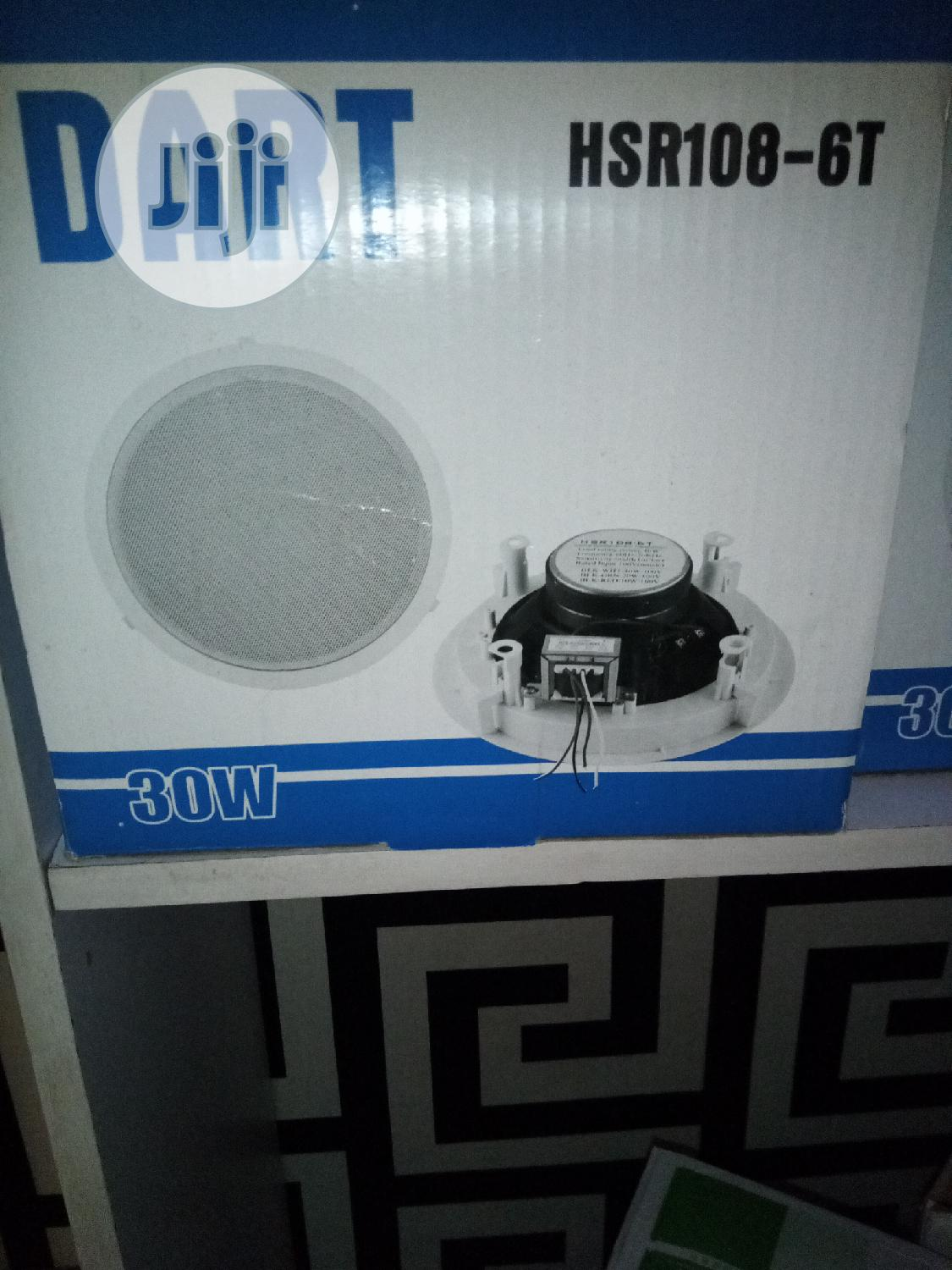 Dart, Ceiling Speaker,We Run Your Home | Audio & Music Equipment for sale in Ikeja, Lagos State, Nigeria