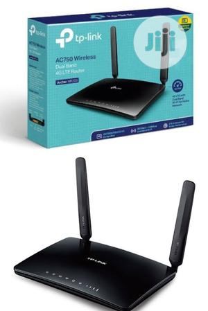 Tp-link MR200 AC750 Dual Band 4G LTE Mobile Wi-fi Router.   Networking Products for sale in Lagos State, Ikeja