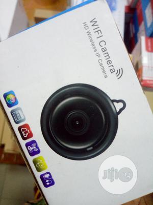 4X 1080P Wireless Mini WIFI IP Camera HD Camera Night Vision | Security & Surveillance for sale in Lagos State, Ikeja
