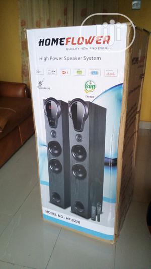Home Flower Karaoke Speaker System | Audio & Music Equipment for sale in Lagos State, Ojo