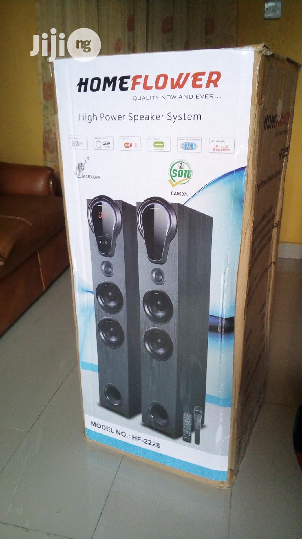 Home Flower Karaoke Speaker System