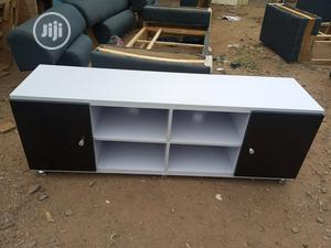60 Inches TV Shelf / Stand With Drawers. High Quality   Furniture for sale in Lagos State, Ajah