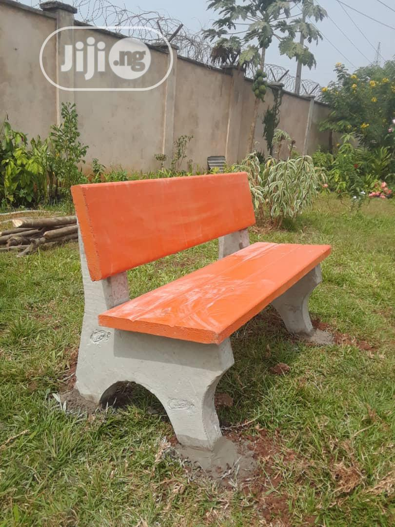 Archive: Concrete Chair