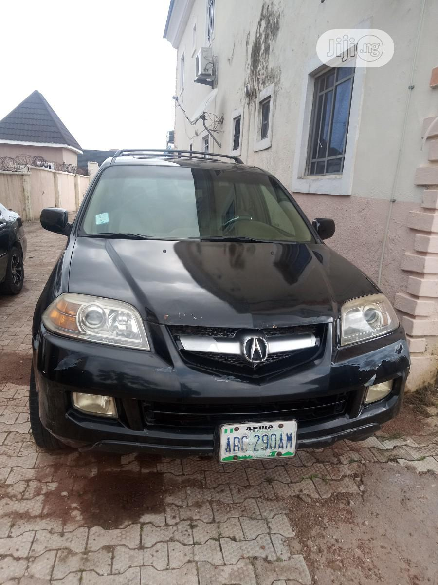Acura Mdx 2005 Black In Enugu Cars Oscar Uwakwe Jiji Ng For Sale In Enugu Buy Cars From Oscar Uwakwe On Jiji Ng