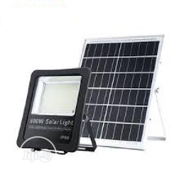 LED Solar Flood Light 100w | Solar Energy for sale in Port-Harcourt, Rivers State, Nigeria