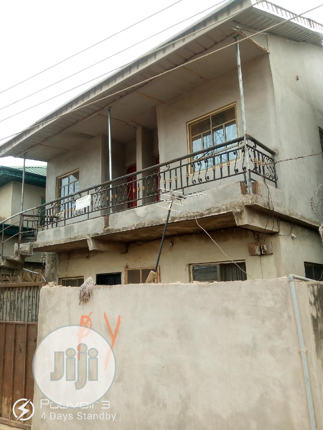 Archive: Lovely Newly Built Mini Flat at Abule Egba