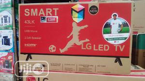 LG 43 Inches Smart TV   TV & DVD Equipment for sale in Lagos State, Ojo