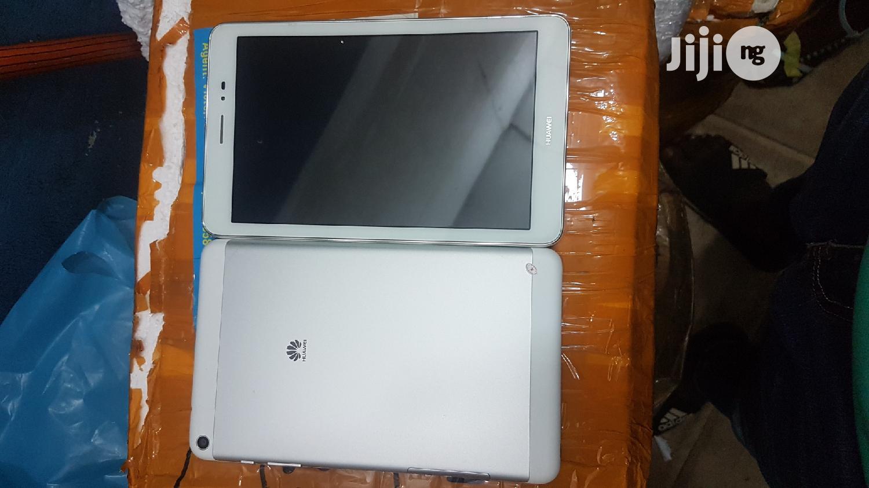 Archive: Huawei MediaPad T1 8.0 16 GB Gray