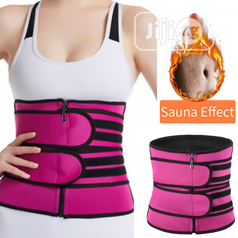 Corset For Woman, Waist Trainer For Weight Loss, Double-lay | Clothing Accessories for sale in Lagos Island (Eko), Lagos State, Nigeria