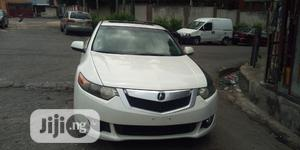 Acura TSX 2010 White | Cars for sale in Lagos State, Ikeja