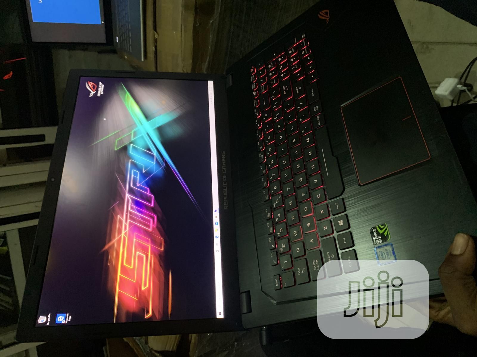 Archive: Laptop Asus ROG Strix GL702VI 16GB Intel Core I7 SSHD (Hybrid) 1T