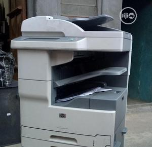 Hp Laserjet 5035 All In One Black And White Printer   Printers & Scanners for sale in Lagos State, Surulere