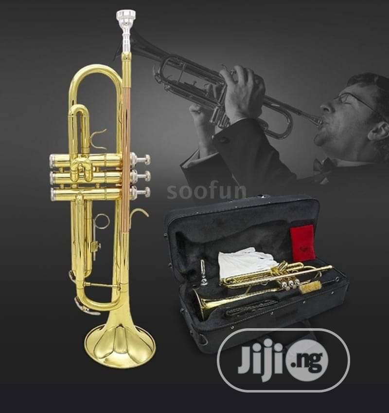 Archive: Gold Trumpet