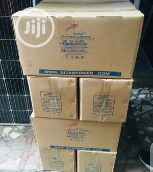 200ah 12v Ritar Deep Cycle Battery. | Solar Energy for sale in Lagos State, Lekki