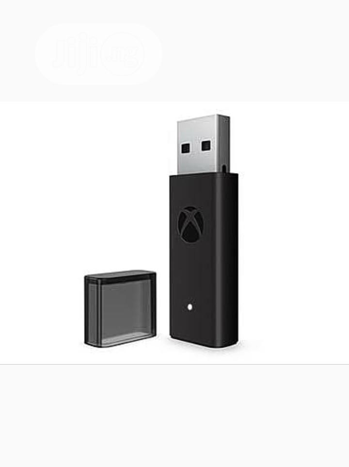 Microsoft Xbox Wireless Receiver/Adapter for Window 10