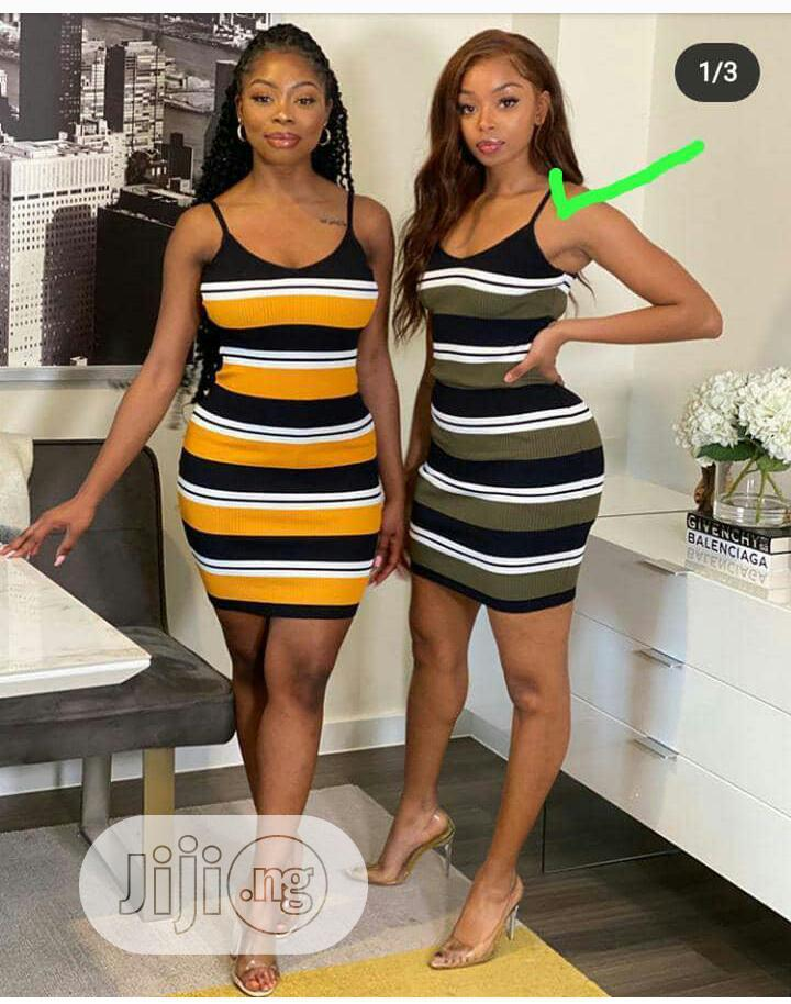 Female Quality Gown Short Jumpsuit | Clothing for sale in Ikeja, Lagos State, Nigeria