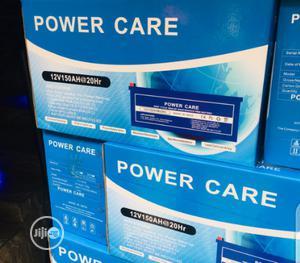 150ah 12v Power Care Batteries | Solar Energy for sale in Lagos State, Lekki
