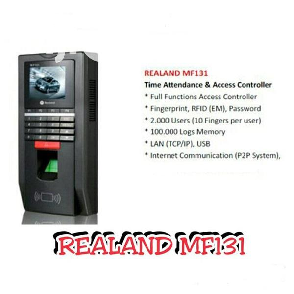 MF131 Fingerprint Door Access Control Time Attendance | Safety Equipment for sale in Ikeja, Lagos State, Nigeria
