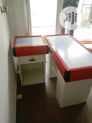 Cashier Desk Table | Store Equipment for sale in Lagos State, Ikorodu