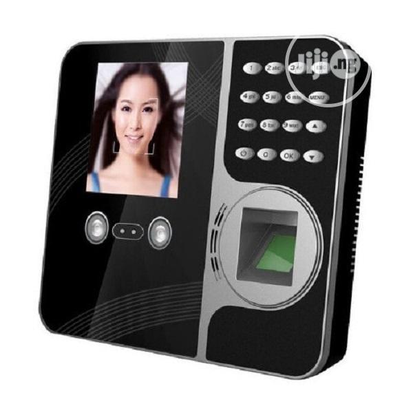F490 Face Detection Fingerprint Time Attendance