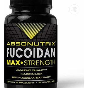 Absonutrix Fucoidan ( All Cancer Antioxidant Immune )   Vitamins & Supplements for sale in Lagos State, Apapa