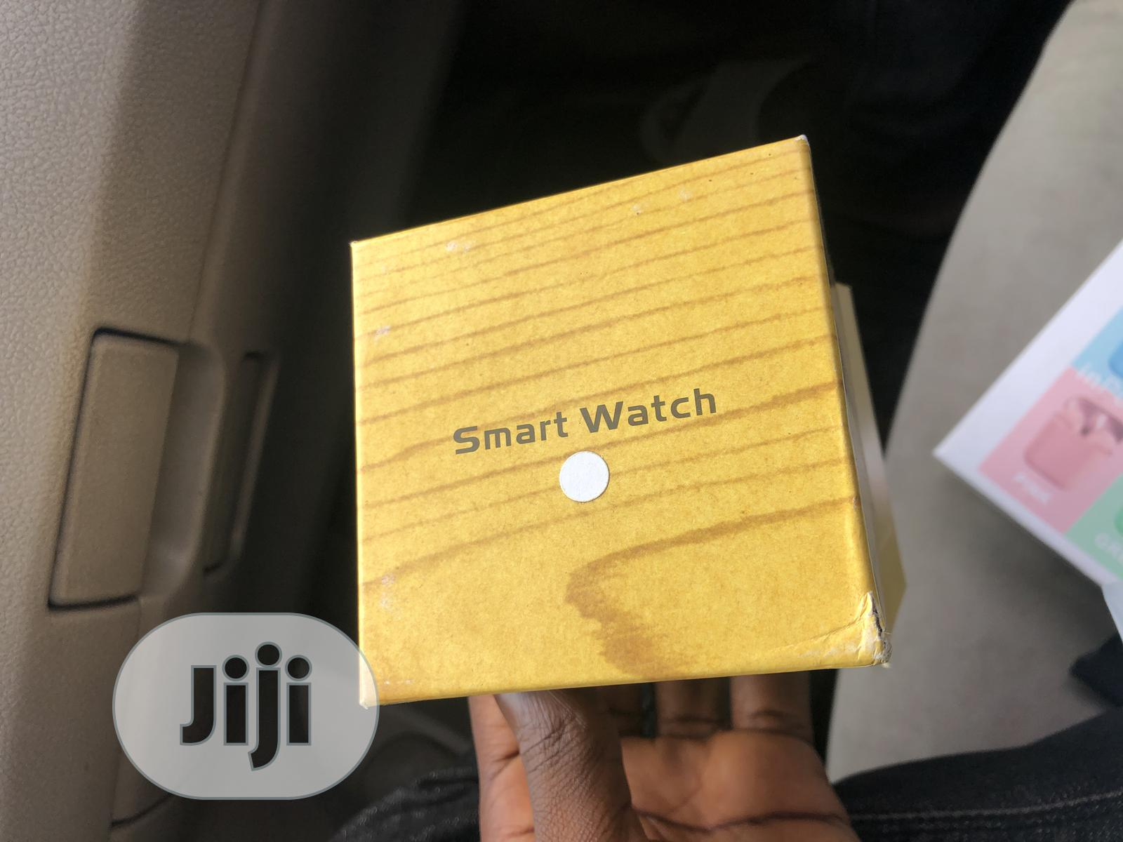 Iwatch A1 Smartwatch | Smart Watches & Trackers for sale in Ikeja, Lagos State, Nigeria