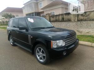 Land Rover Range Rover Vogue 2007 Green | Cars for sale in Abuja (FCT) State, Central Business Dis