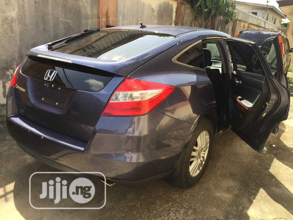 Honda Accord CrossTour 2012 Blue | Cars for sale in Amuwo-Odofin, Lagos State, Nigeria