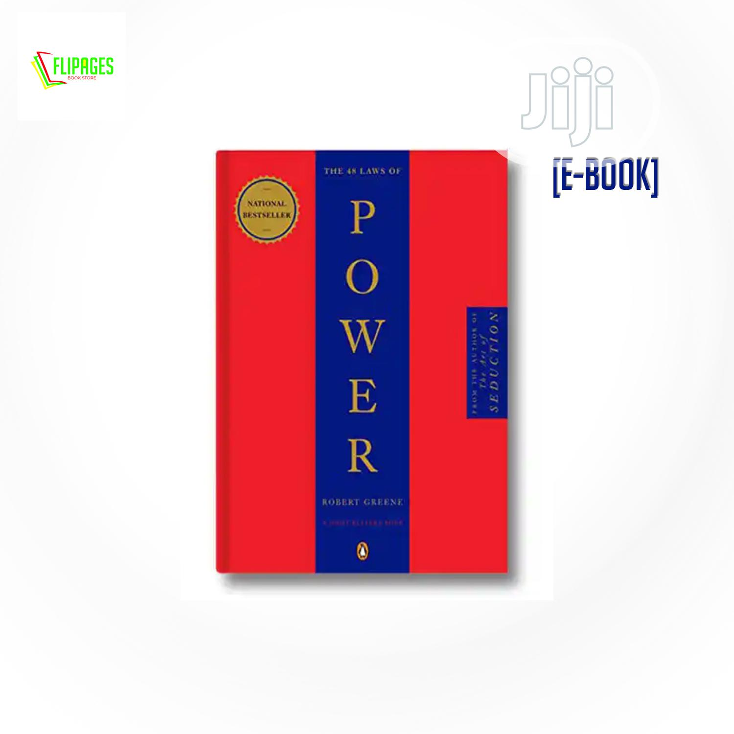 Archive: 48 Laws of Power by Robert Greene(Pdf)