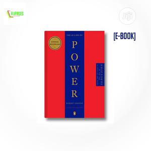 48 Laws of Power by Robert Greene(Pdf)   Books & Games for sale in Lagos State, Ikeja